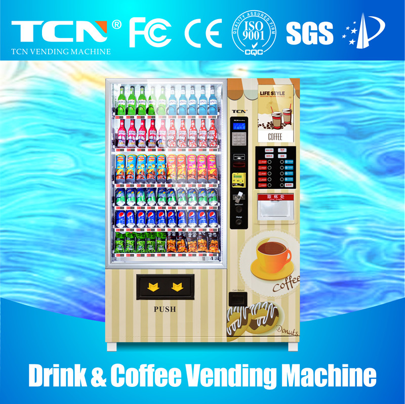 fruit and vegetable vending machine